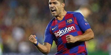 Barcelona Ketakutan, Coba Halangi Luis Suarez ke Atletico Madrid