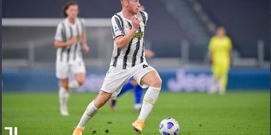 Cetak Gol 13 Menit, Dejan Kulusevski Lebih Cepat 25 Kali Lipat dari Cristiano Ronaldo