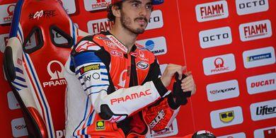 Francesco Bagnaia Belum Tahu Kepilih Jadi Pembalap Tim Pabrikan Ducati