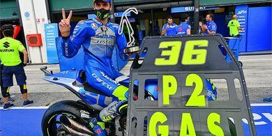 MotoGP Catalunya 2020 - Joan Mir Incar Podium Pertama di Barcelona