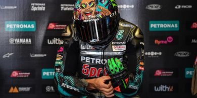 Hasil MotoGP Aragon 2020 - Morbidelli Beringas! Quartararo Merana