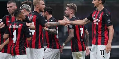 Celtic Vs AC Milan - I Rossoneri Tak Main-main di Liga Europa
