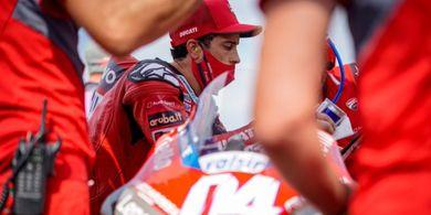 MotoGP Teruel 2020 - Dovizioso Target Raih Poin Maksimal pada Sisa Balapan