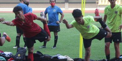 Alasan Timnas U-16 Indonesia Mengganti Lokasi Pemusatan Latihan