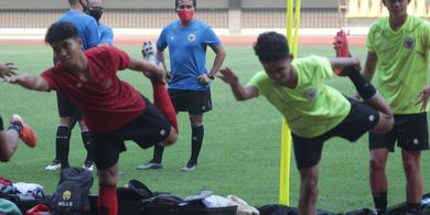 Bima Sakti: TC Timnas U-16 Indonesia Jadi Ajang Seleksi 7 Pemain Anyar