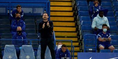 Susunan Pemain West Brom Vs Chelsea - Frank Lampard Bawa Kenangan 7-2