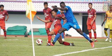 Berbagi Markas, Persita akan Berkoordinasi dengan Bhayangkara FC