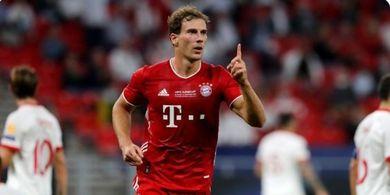 Bayern Muenchen Vs Sevilla - Saling Cetak Gol, Piala Super Eropa Ketat