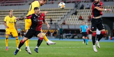 Hasil Liga Europa - Duet Son-Kane Beraksi Lagi, Tottenham Hotspur Mulus ke Babak Play-off