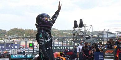Hasil Kualifikasi F1 GP Bahrain 2020 - Lewis Hamilton Jadi Pole Sitter