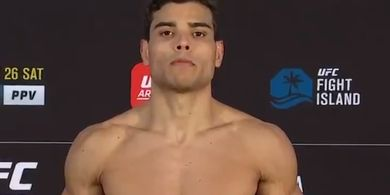 Tak Berdaya Diamuk Israel Adesanya pada UFC 253, Begini Respons Paulo Costa