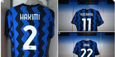 Starting XI Inter Milan vs Fiorentina - Dua Pemain Baru Diparkir, Antonio Conte Pakai Pola Ultraofensif