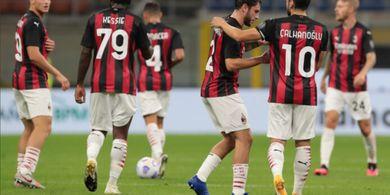 Starting XI Crotone vs AC Milan - Debut Starter Sandro Tonali dan Brahim Diaz