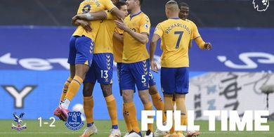 Hasil Lengkap Liga Inggris - Bulan Madu Guru-Murid Bikin Everton Sempurna