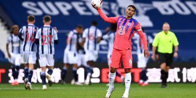 Kendala Bahasa Jadi Masalah Tersendiri Bagi Chelsea soal Thiago Silva