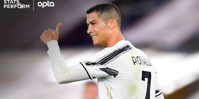 Hasil dan Klasemen Liga Italia - AC Milan Tembus 3 Besar, Cristiano Ronaldo Cetak Rekor Mengerikan