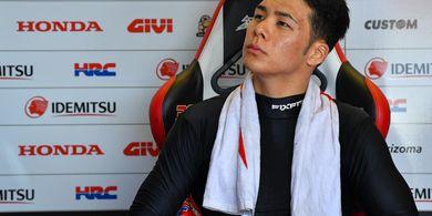 Takaaki Nakagami Akui Tertekan Saat Pimpin Balapan MotoGP Teruel 2020