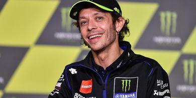 Ketakutan Rossi pada Suzuki dalam Kecelakaan 'Memalukan' MotoGP Catalunya 2020