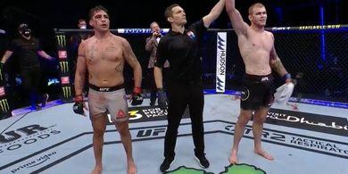 Korban Cungkilan Mata Terngeri Beri Peringatan Keras pada Darah Muda MMA