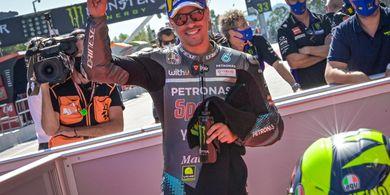 Franco Morbidelli dari Merasa Positif dan Marah Gagal Juarai MotoGP Catalunya 2020