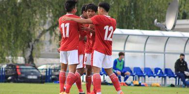 Ketua Umum PSSI Apresiasi Perkembangan Timnas U-19 Indonesia di Kroasia