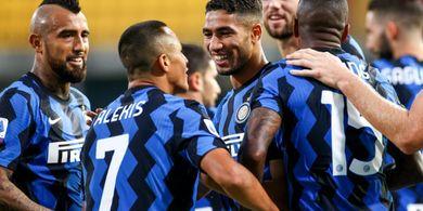 Hasil Liga Italia - Hujan 7 Gol, Inter Milan Lumat Habis Tim Asuhan Filippo Inzaghi