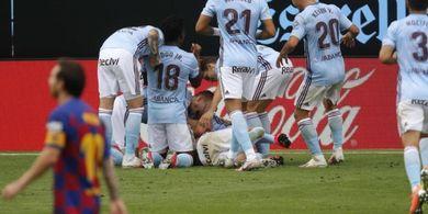 Celta Vigo Vs Barcelona - Hantu El Barca Bernama Stadion Balaidos