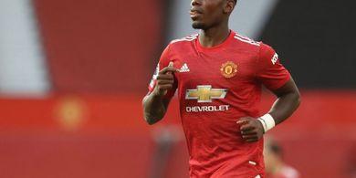 Hasil Piala Liga Inggris - Paul Pogba Cetak Gol Free Kick Pertama, Man United Lolos ke Perempat Final