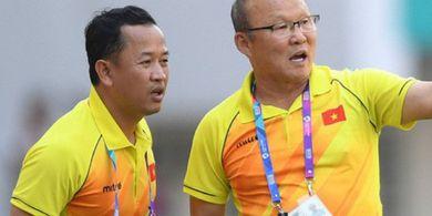 Pelatih Timnas Indonesia Shin Tae-yong Layak Tiru Cara Unik Park Hang-seo Perlakukan Pemain