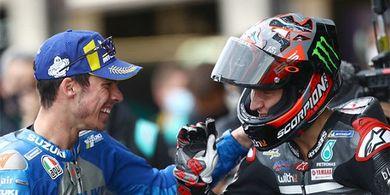 Update Klasemen MotoGP 2020 - Joan Mir Lebarkan Jarak Poin dari Fabio Quartararo