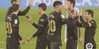 Hasil dan Klasemen Liga Spanyol - Barcelona Sempurna, Real Madrid Cuma Beda 1 Poin