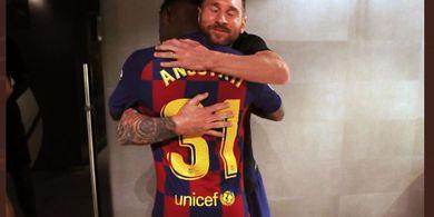 Periode Transisi, Barcelona Ganti Ketergantungan dari Messi ke Ansu Fati