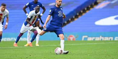 Jorginho Gagal Penalti Lagi, Frank Lampard Akan Cari Penggantinya