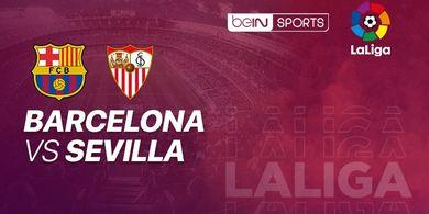 Link Streaming Barcelona Vs Sevilla, Pekan Kelima Liga Spanyol 2020/2021