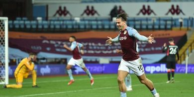 Agar Tak Pindah ke Man City, Aston Villa Tawarkan Gaji Baru untuk Jack Grealish