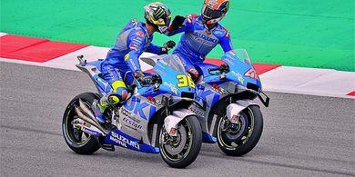 Klasemen Sementara MotoGP 2020 - Joan Mir Naik Takhta! Gilas Quartararo