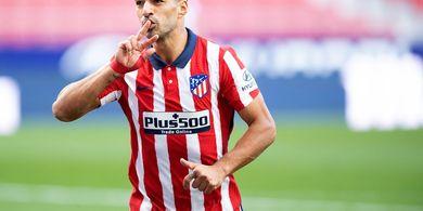 Catatan Menyedihkan Luis Suarez di 22 Laga Tandang Liga Champions