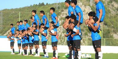 Timnas U-19 Indonesia Kembali Gelar TC Virtual 4 November Mendatang