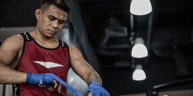 Jagoan Indonesia Eko Roni Saputra Yakin Banyak Pelajaran Bisa Diambil dari The Apprentice: ONE Championship Edition