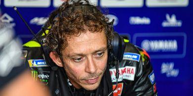 Performa Valentino Rossi pada MotoGP 2020 Diragukan Kubu Marc Marquez