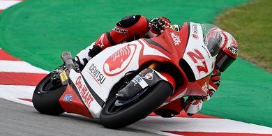 Hasil Moto2 Prancis 2020 - Melayangnya Poin Perdana Pembalap Indonesia