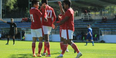 Link Live Streaming Timnas U-19 Indonesia vs Hajduk Split, Sore Ini