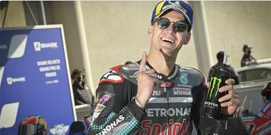 Petronas Yamaha SRT Akui Belum Bisa Buat Fabio Quartararo Nyaman