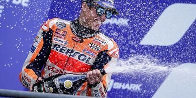 Menangi MotoGP Prancis 2020, Alex Marquez Yakin Diserang Marc Marquez