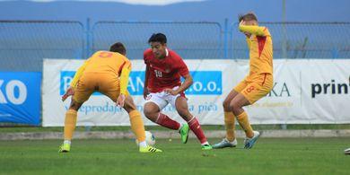 Jack Brown dan Witan Sulaeman Jadi Top Skor Sementara Timnas U-19 Indonesia