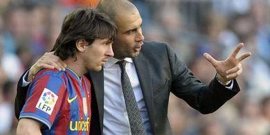 Harapan Super Sulit Guardiola untuk Messi saat ini