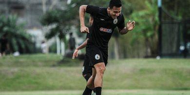 Bek PSS Sleman Dendi Agustan Antusias Arungi Piala Menpora 2021