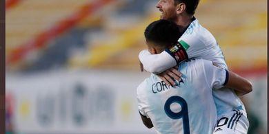 Papu Gomez: Jika Lionel Messi Bahagia di Timnas Argentina, Kami Semua Bahagia