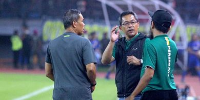 Tanggapan Pelatih Persebaya Aji Santoso soal Pembatalan Liga 1 2020