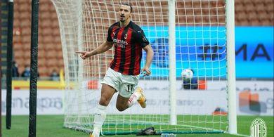 Jadi Tumbal Kemenangan AC Milan, Ibrahimovic Terancam Gagal Reuni dengan Man United